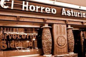 exterior de el horreo asturiano